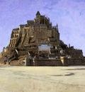 Haseltine William Stanley Mont Saint Michel