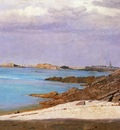 Haseltine William Stanley Saint Malo Brittany
