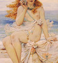 Nymph with Conch Shell