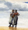 Homer Winslow Daughters of the Sea