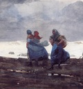Homer Winslow Fisherwives