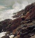 Homer Winslow High Cliff Coast of Maine