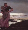 Homer Winslow Light on the Sea