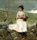 Homer Winslow Peach Blossoms