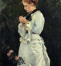 Homer Winslow Portrait of a Lady