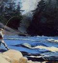 Homer Winslow Quananiche Lake St  John