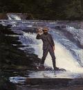 Homer Winslow The Angler