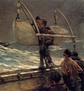 Homer Winslow The Signal of Distress
