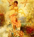 Zatzka Hans The Goddess Of Spring