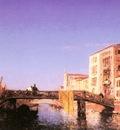 Ziem Felix Le Pont De Bois A Venise