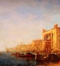 Ziem Felix Venise Le Grand Canal