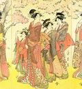 eisho, chokosai japanese, active 1790 1799