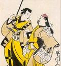 kiyonobu, torii japanese, 1664