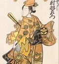 kiyotsune, torii japanese, active 1757