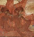 aegyptischer maler um 1360 v  chr