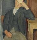 Amedeo Modigliani Le Jeune Apprenti