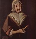 amerikanischer maler von 1720