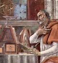 Augustine of Hippo Sandro Botticelli