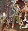 englischer meister um 1570