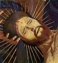 Enguerrand Quarton La Pieta de Villeneuve les Avignon c  1455 detail of Jesus
