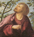 Hans Burgkmair d  Ae  002 Detail Half portrait of John the Evangelist