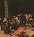 Harmen Hals Peasants at a Wedding Feast