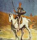 Honore Daumier 017 Don Quixote