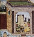 indischer maler um 1580