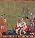 indischer maler um 1720
