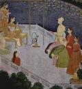 indischer maler um 1750 ii