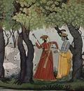 indischer maler um 1770
