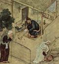 indischer maler von 1603