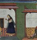 indischer maler von 1720