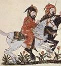 irakischer maler um 1210