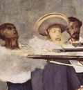 Manet Execution condamnes