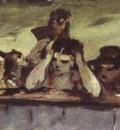 Manet Execution peuple