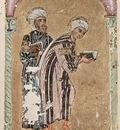 syrischer maler des kraeuterbuchs des dioskurides