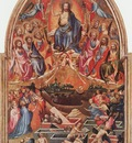 The Last Judgment by the Master of the Bambino Vispo c  1422 Alte Pinakothek