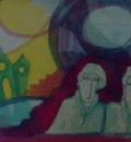 LA CATTEDRALE (ecoline 25 x 35)