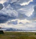 Clouds in the Wind, Viareggio