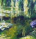 monet s reflections diptych
