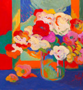 Bouquet au Miroir