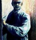 Paul Gosselin   Selfportrait