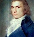 Costanzo Angelini 1760 - 1853  -  Self portrait