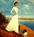 Paul Gosselin  - The English lady