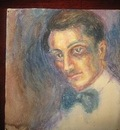 William Glackens portrait
