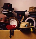 29 Hats 34x44 Private Collection