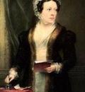 Christina Robertson 1796 - 1854
