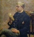 Theo van Rysselberghe  1862 - 1926