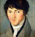 Franz Pforr - Self portrait